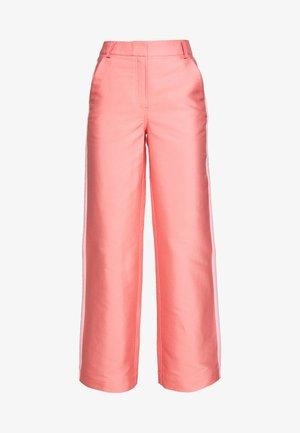 HAILEY FLARE - Kalhoty - pink