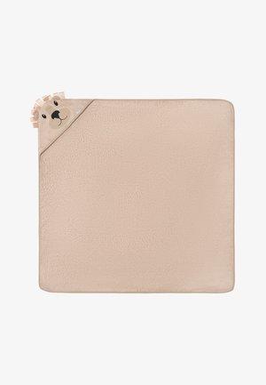 Bath towel - beige/lion