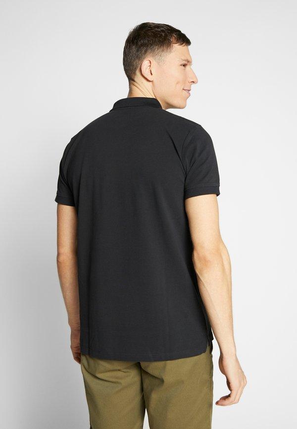 Esprit OCS - Koszulka polo - black/czarny Odzież Męska ACXE
