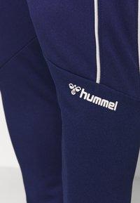 Hummel - AMOS SPORT SUIT - Survêtement - medieval blue - 8