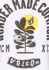 Volcom - COMVOL HTH SS - Printtipaita - white - 2