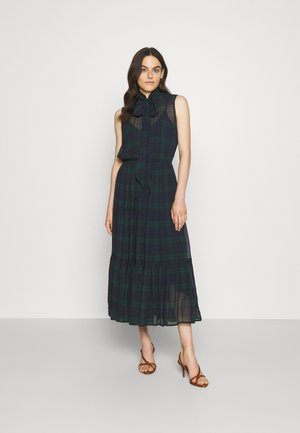 COHN SLEEVELESS DRESS - Day dress - blackwatch plaid