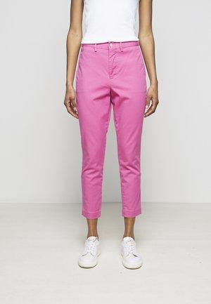 MODERN STRETCH - Trousers - pink glory