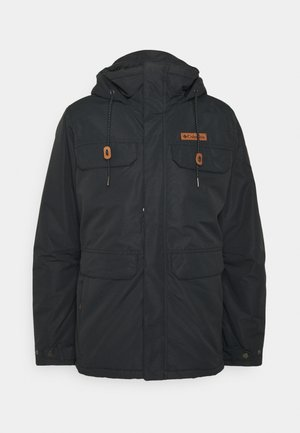 SOUTH CANYON LINED JACKET - Outdoor jacket - black