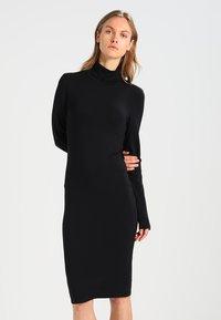 Modström - TANNER  - Shift dress - black - 0