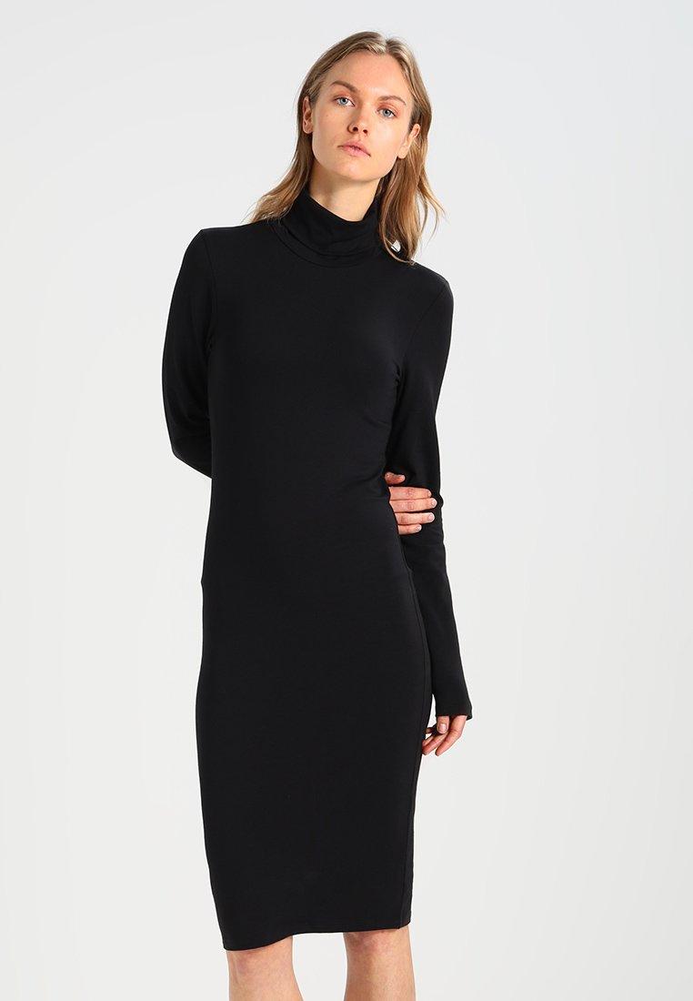 Modström - TANNER  - Shift dress - black