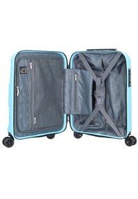 Epic - Wheeled suitcase - radianceblue - 4