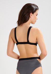 Undress Code - BE CONTEMPORARY - Reggiseno a triangolo - grey - 2