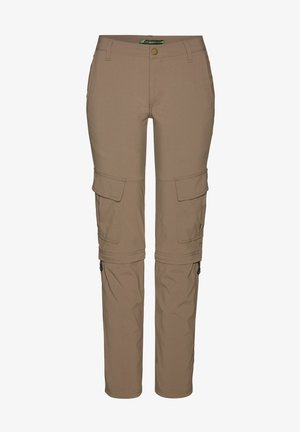 MADDY - Outdoor trousers - smoke
