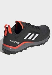 adidas Performance - TERREX AGRAVIC TR TRAIL RUNNING SHOES - Løbesko trail - black - 4