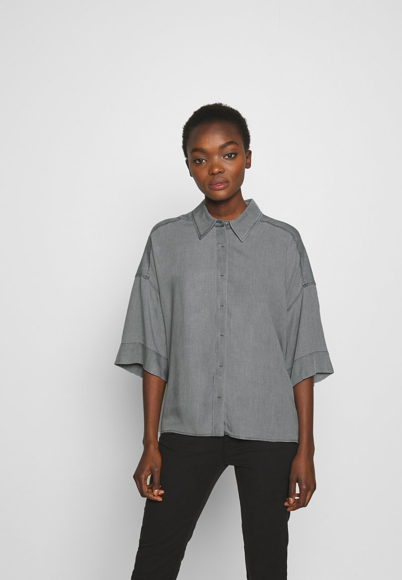 DRYKORN - THERRY - Chemisier - light grey