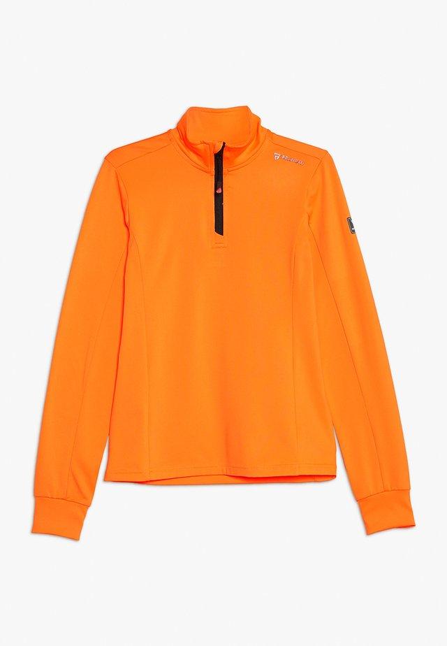TERNI  - Fleecepaita - fluo orange