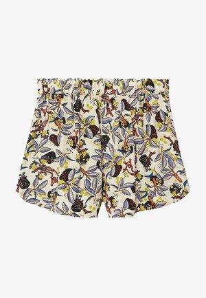 COCONUT - Shorts - cremeweiß