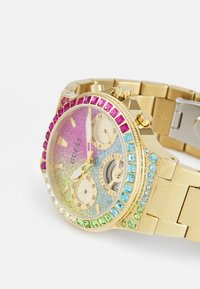Guess - LADIES SPORT - Chronograph watch - gold-coloured - 3