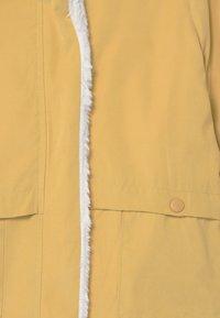Cotton On - FLORENCE - Zimní kabát - honey gold - 2