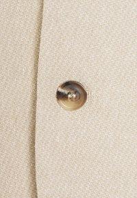 Selected Homme - SLHSLIM WILL - Blazer jacket - sand/white - 2