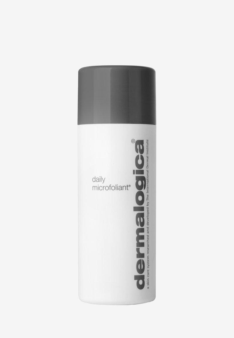 Dermalogica - DAILY MICROFOLIANT®  - Face scrub - -