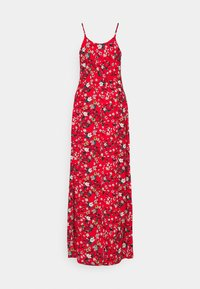 Vero Moda Tall - VMSIMPLY EASY SINGLET DRESS - Maxi dress - goji berry/lotte - 1