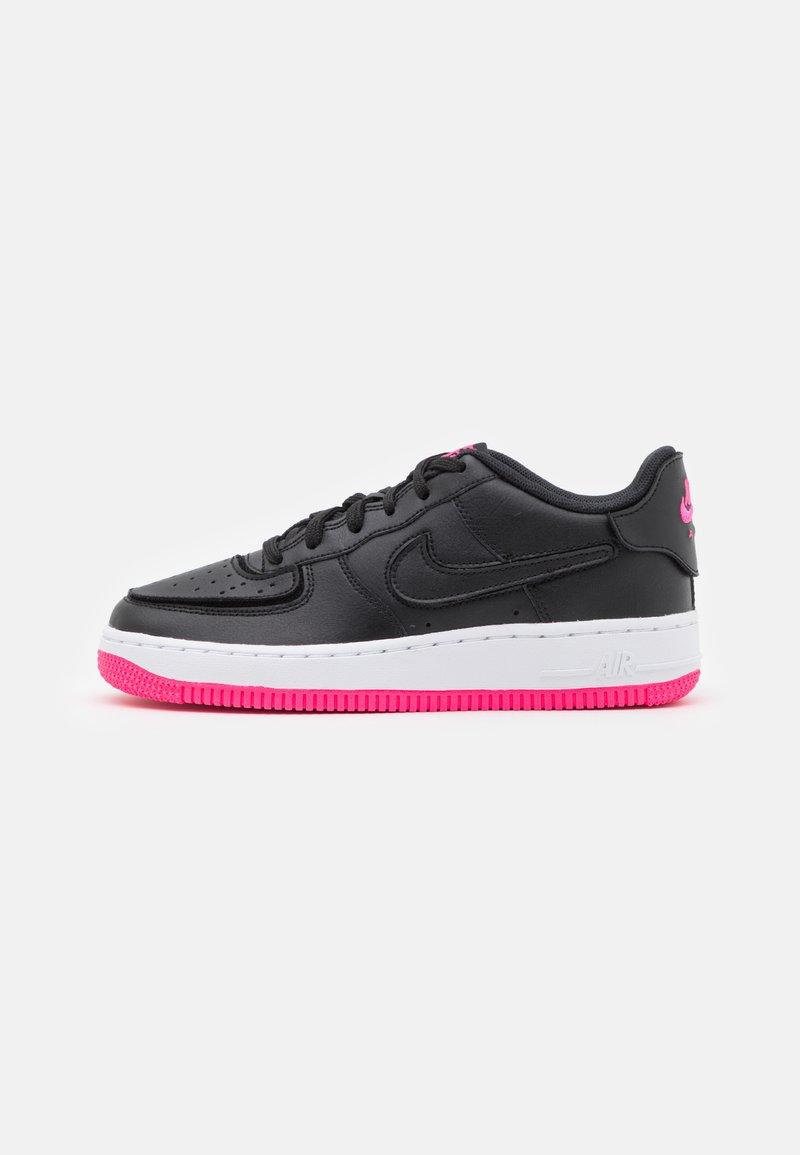 Nike Sportswear - AF1/1 BG UNISEX - Sneakers laag - black/hyper pink
