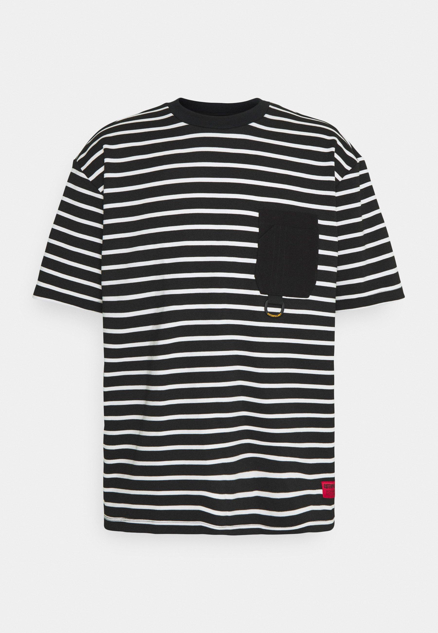 Men STRIPES TEE - Print T-shirt
