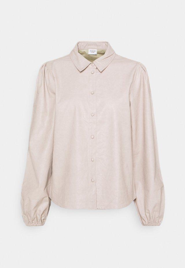JDYLONDON  - Button-down blouse - chateau gray