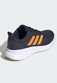 adidas Performance - RUNFALCON UNISEX - Neutral running shoes - legink/sigorg/metgry - 3