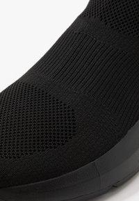 Pier One - Sneakersy wysokie - black - 5