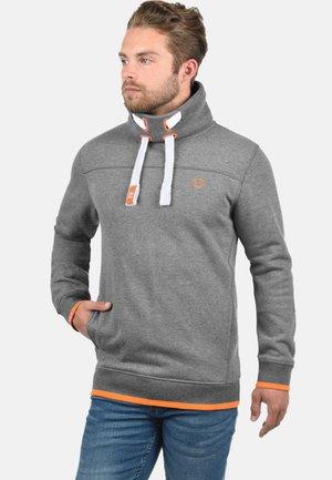 BENJAMIN TUBE - Sweatshirt - grey melange