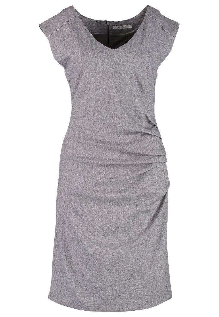 Damen INDIA V NECK DRESS - Etuikleid