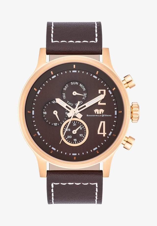 BIG - Cronografo - braun