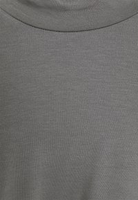 NA-KD - EXCLUSIVE STRAPPDY - Long sleeved top - dark grey - 2