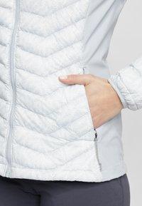 Columbia - POWDER PASS - Outdoor jacket - cirrus grey - 4