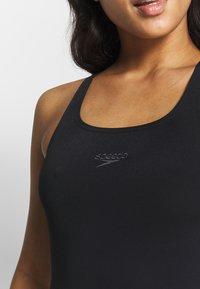 Speedo - ESSENTIAL END MEDALIST - Swimsuit - black - 5