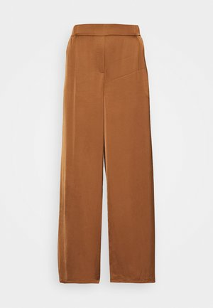 PANT - Trousers - toffee