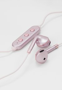 Happy Plugs - WIRELESS II - Headphones - pink/gold-coloured - 3