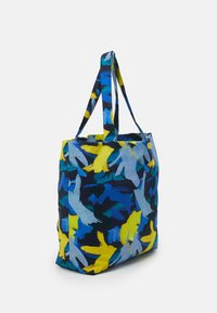 STUDIO ID - TOTE BAG L - Tote bag - multicoloured/blue - 3