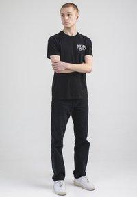 Butcher of Blue - T-shirt print - off black - 1