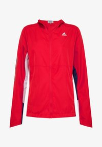 adidas Performance - OWN THE RUN - Training jacket - red - 3