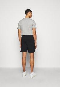 Les Deux - LENS - Shorts - black/white - 2
