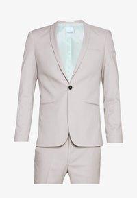 Viggo - NEW GOTHENBURG SUIT - Suit - silver grey - 8
