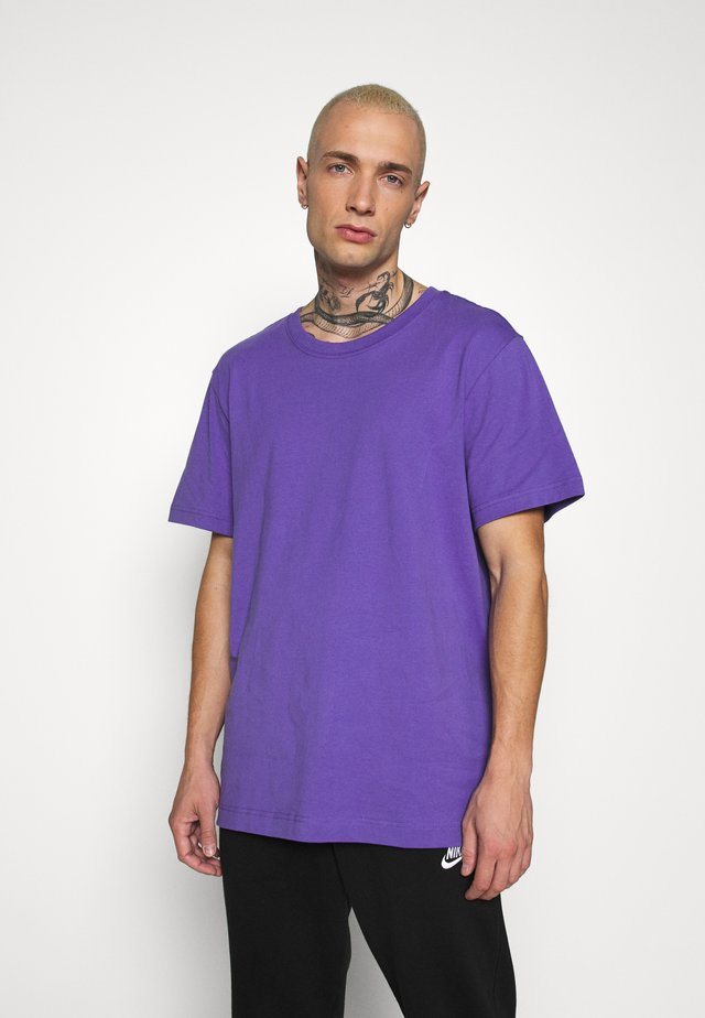 RELAXED  - Basic T-shirt - purple