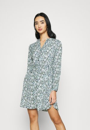Shirt dress - night sky