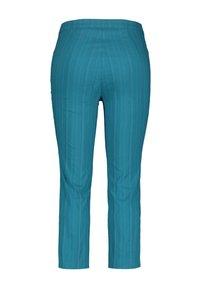 Samoon - BETTY - Shorts - blue coral - 1