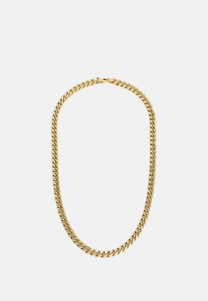 CURB UNISEX - Halskette - gold-coloured