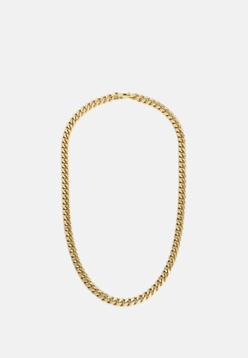 CURB UNISEX - Necklace - gold-coloured