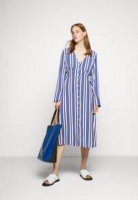 Libertine-Libertine - FLAME - Shirt dress - royal - 1