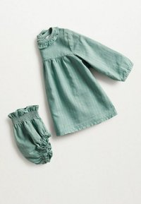 Mango - SANDRA - Day dress - vert menthe - 3