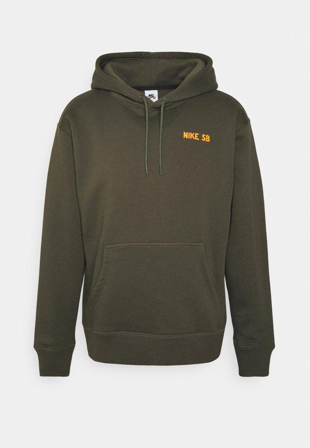 HOODIE UNISEX - Sweater - cargo khaki