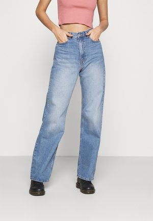 ECHO - Jeans Straight Leg - empress blue