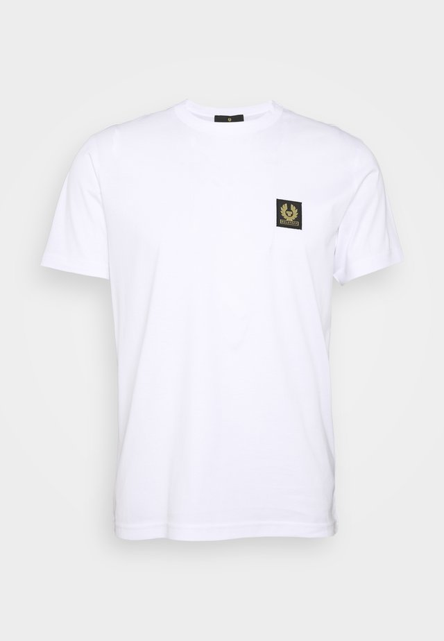 SHORT SLEEVED - T-shirt basic - white